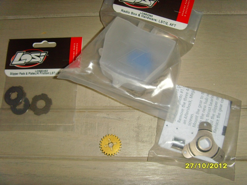Dark losi lst XXL brushless!!! - Page 5 Pieces10