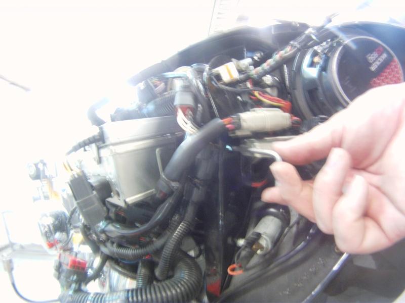 Remplacement  radio d'origine par autoradio classique Gopr0221