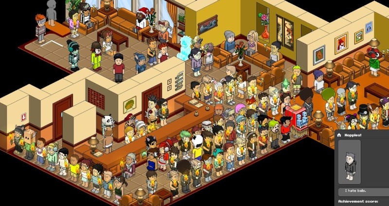 Habbo crash R10