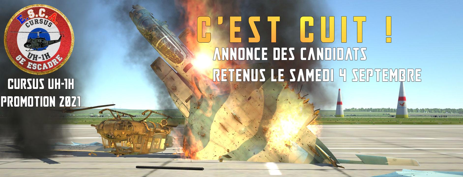 École de Simulation de Combat Aérien - DCS World - Portail Candid10