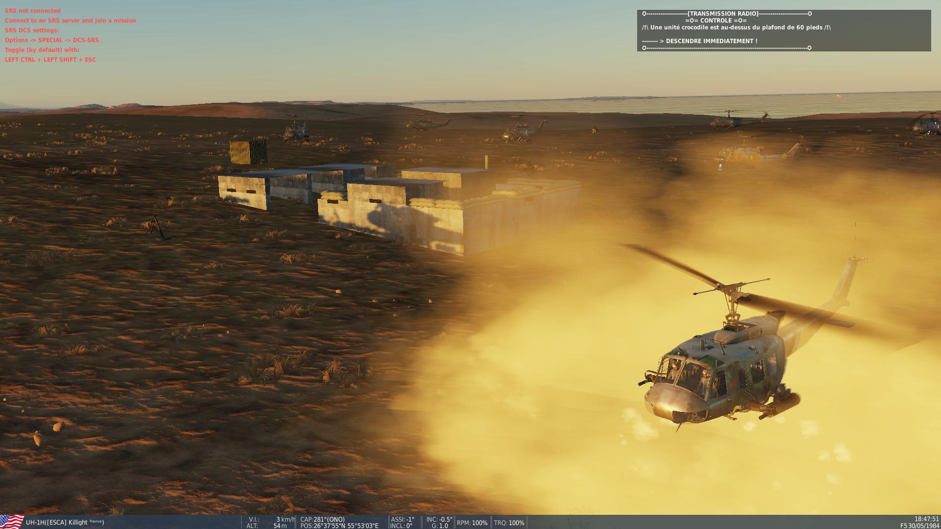 [Cursus UH-1H Huey] Photos de nos missions - Page 2 Screen13