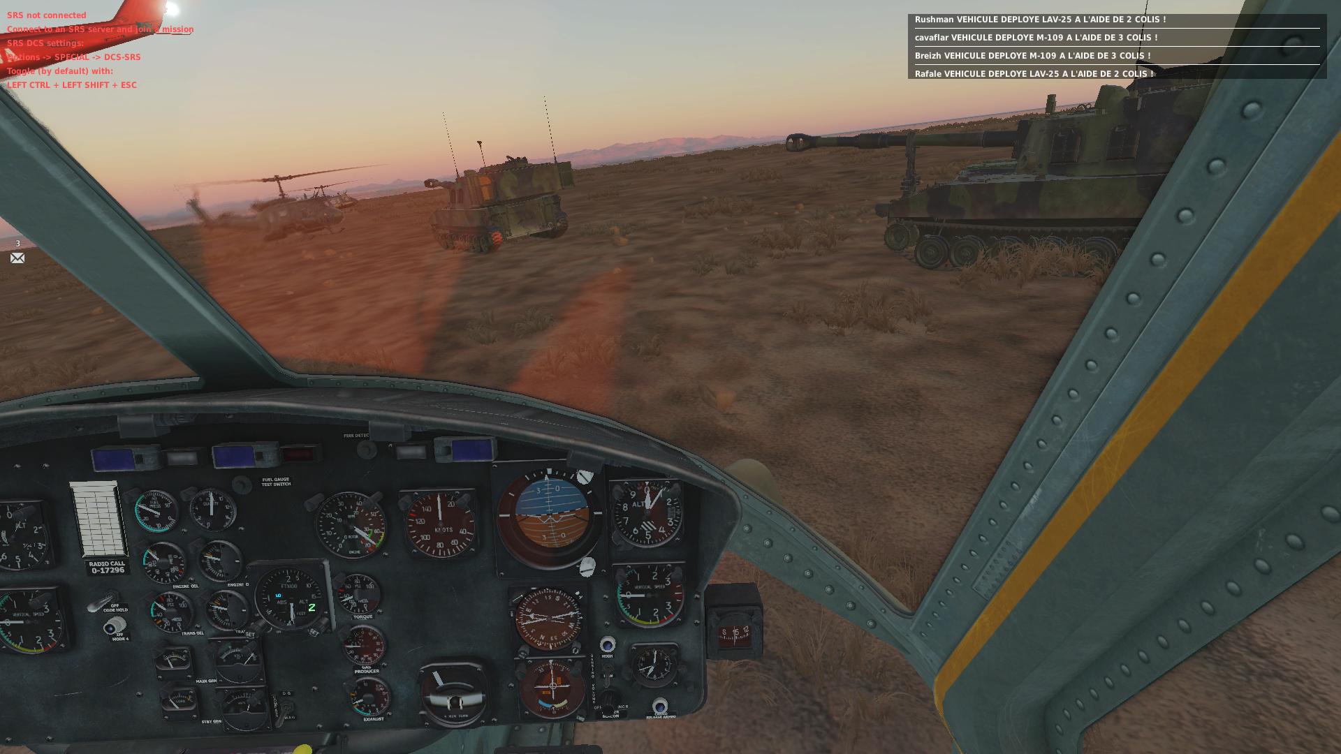 [Cursus UH-1H Huey] Photos de nos missions - Page 2 Screen17