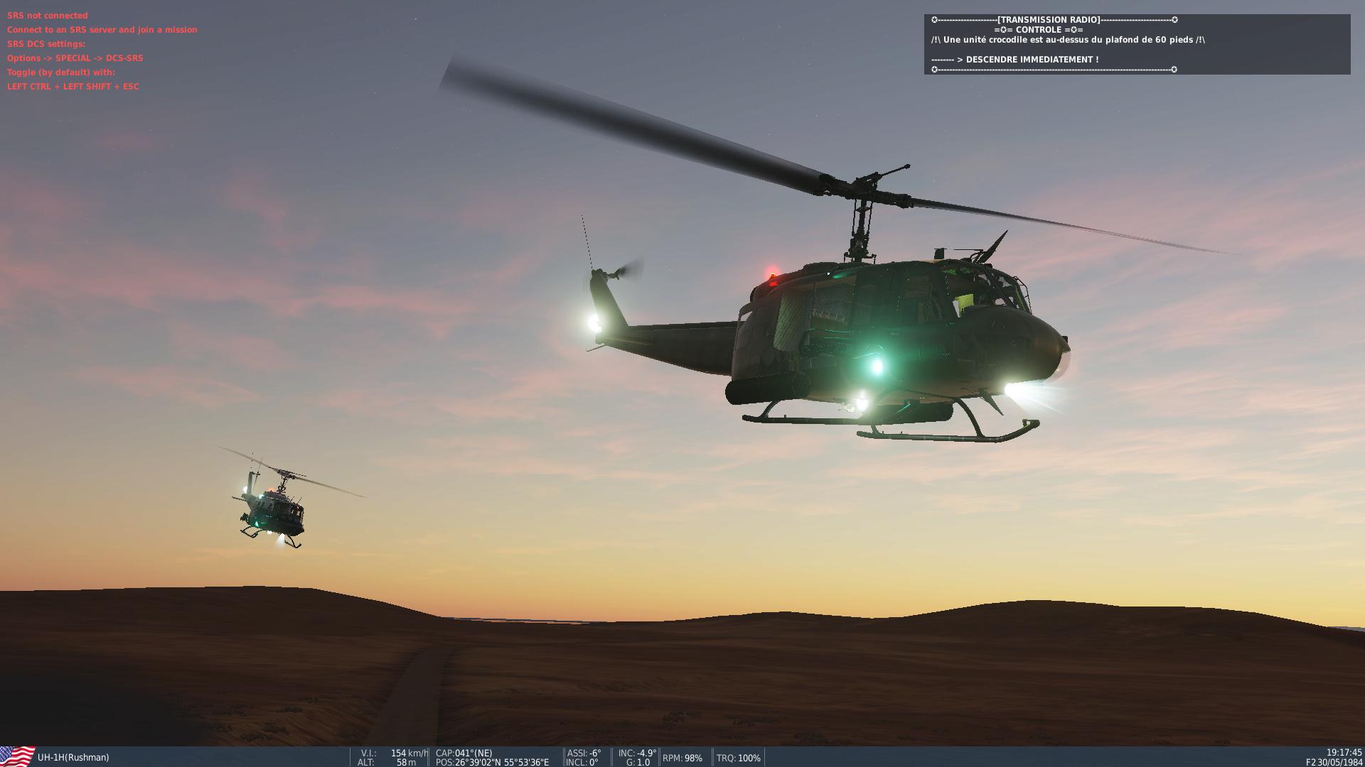 [Cursus UH-1H Huey] Photos de nos missions - Page 2 Screen18