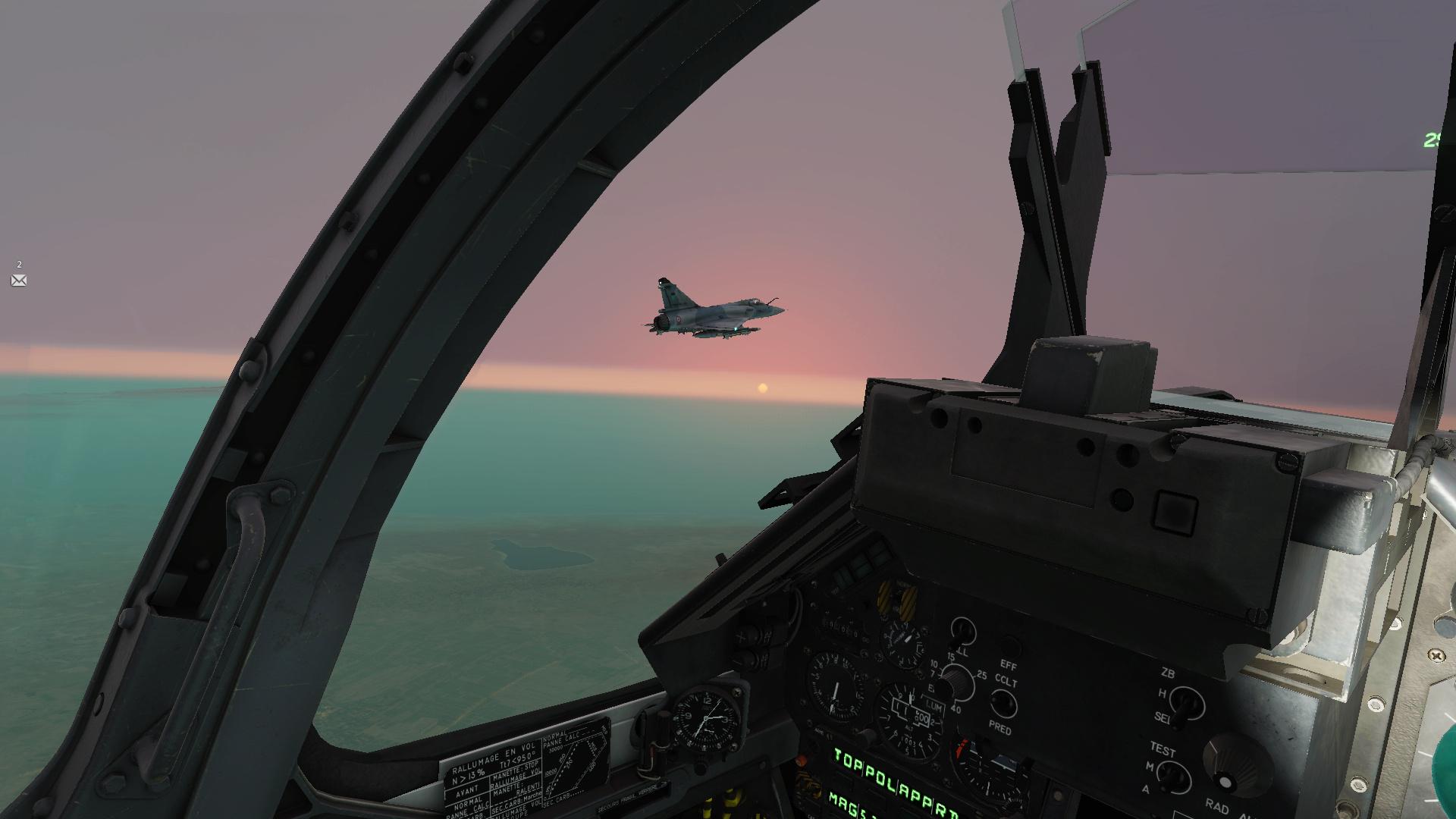 Derniers vols (septembre 2021) Screen43