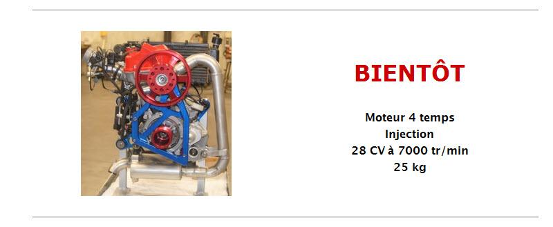moteur 4 temps 28cv injection chez ULM TECHNOLOGIE Moteur11