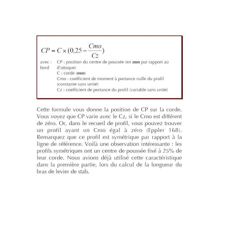 Dessiner, calculer et construire ton propre avion RC - Page 2 Calcul10
