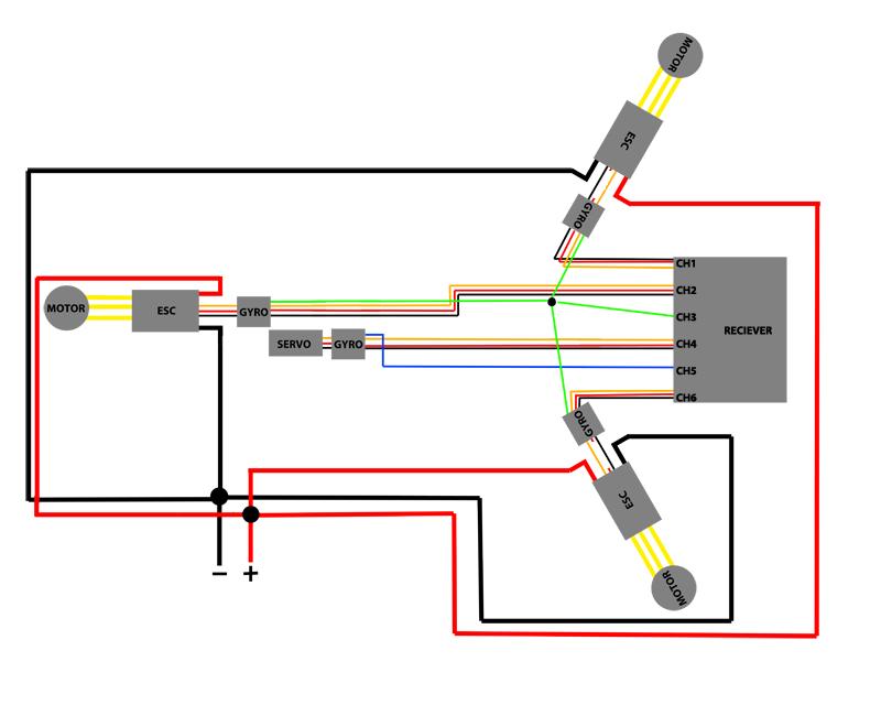 "Vtol ""bi-rotor, tri-rotor, quadri-rotor - Page 2 Schema11"