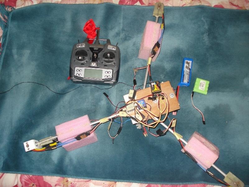 "Vtol ""bi-rotor, tri-rotor, quadri-rotor - Page 2 Tricop13"