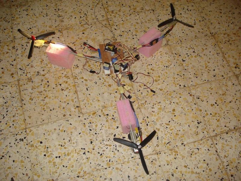 "Vtol ""bi-rotor, tri-rotor, quadri-rotor - Page 2 Tricop15"
