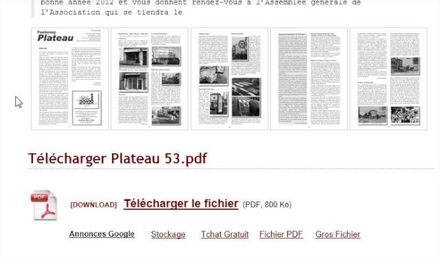 Journal du Plateau janvier 2012 n°53 Accas_10