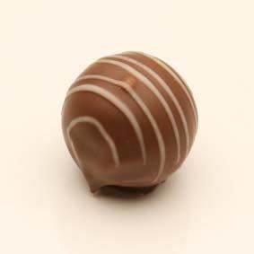 Chocolate Truffles with Orange Liqueur 12578110