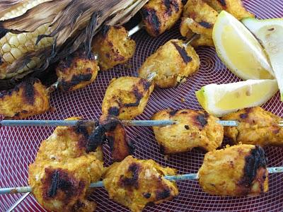 Barbecued Chicken Tikka Masala 25867712