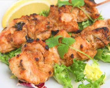 Barbecued Chicken Tikka Masala 25867815