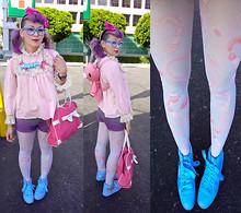 Comment bien porter le Spank! / le Fairy Kei~ 14146510