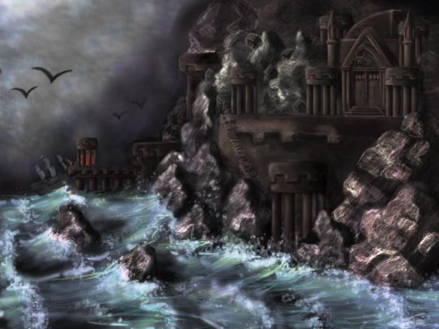 Pixel Art pour un RPG Med-Fan sur navigateur. Landar10