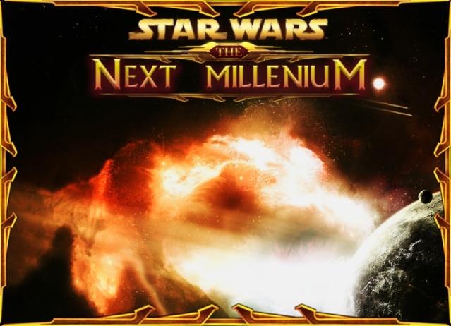 Star Wars : The Next Millenium Banndf10
