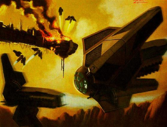 Les Vaisseaux Du 3e Empire Galactique Sans_188