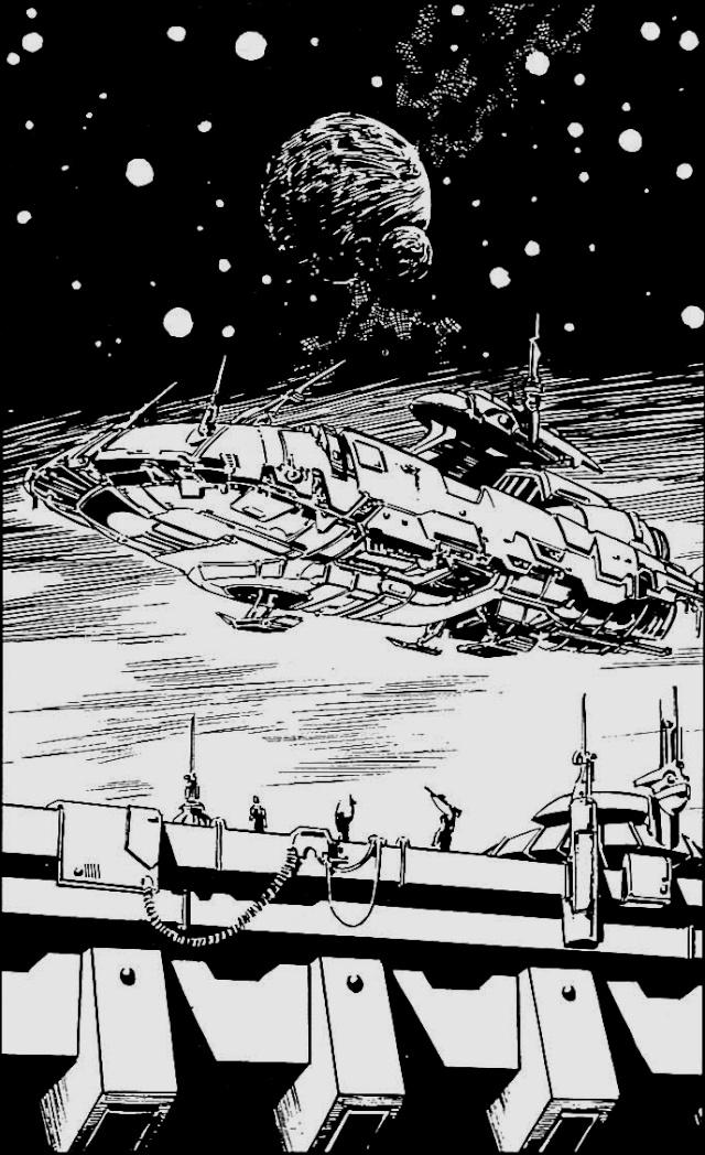 Les Vaisseaux Du 3e Empire Galactique Sans_191
