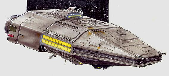 Les Vaisseaux Du 3e Empire Galactique Sans_258
