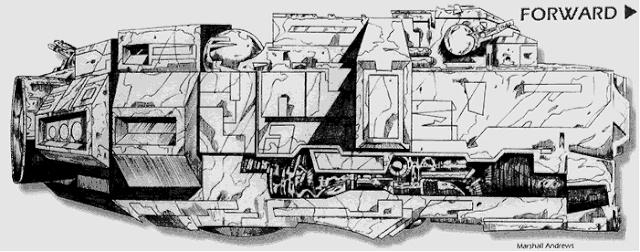Les Vaisseaux Du 3e Empire Galactique Sans_260