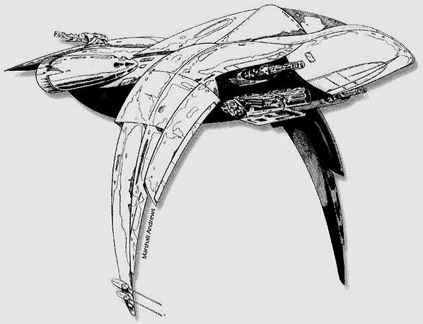 Les Vaisseaux Du 3e Empire Galactique Sans_310