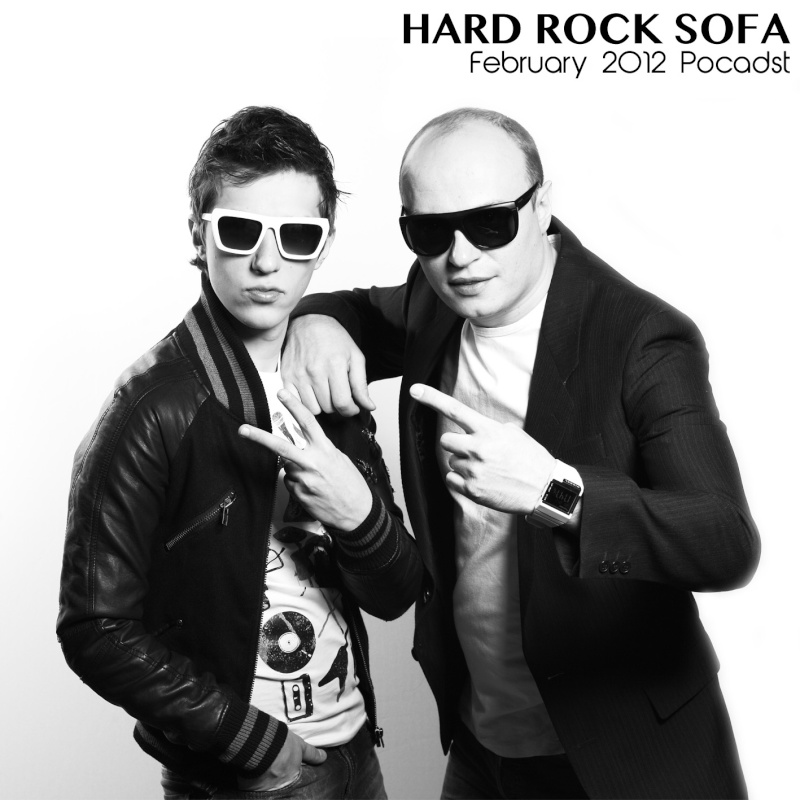 2012.02.19 - HARD ROCK SOFA - FEBRUARY 2012 PODCAST Artwor46