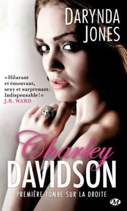 JONES Darynda - CHARLEY DAVIDSON - Tome 1 : Premiere Tombe sur la droite 28568110