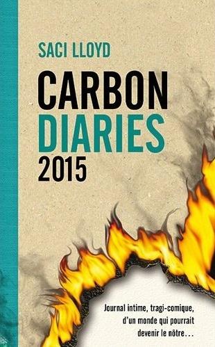 SACI Lloyd  - CARBON DIARIES - Tome 1 : 2015 Captur10