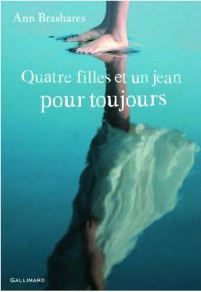 BRASHARES Ann — Quatre Filles et un Jean pour toujours  Captur37
