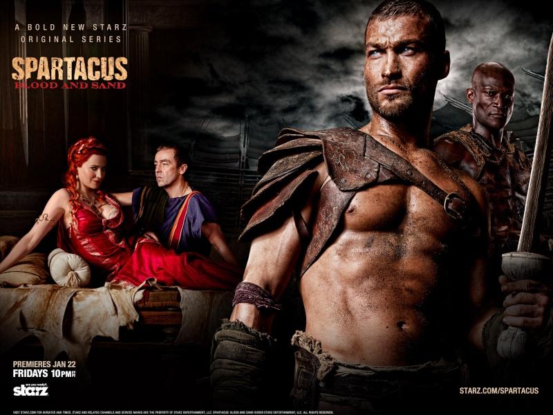 Spartacus - Blood & Sand Sparta11