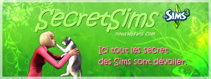 Secret Sims