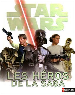 STAR WARS LES HÉROS DE LA SAGA de Simon Beecroft 97820917