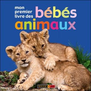 MON PREMIER LIVRE DES BÉBÉS ANIMAUX 97822619