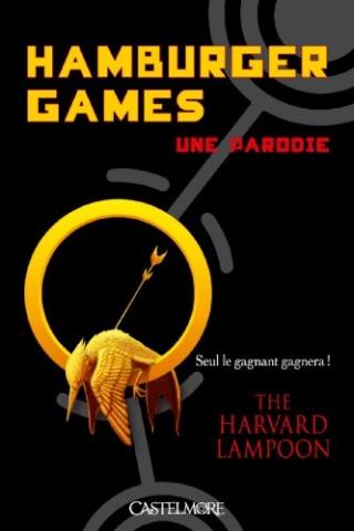 HAMBURGER GAMES de The Harvard Lampoon  Hambur11