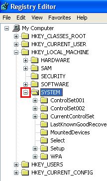 不用任何软件或下载就能转换你的 Windows Service Pack (Windows XP) 211