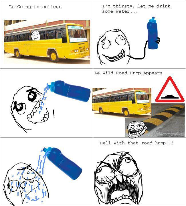 Some other funny Rage comics (found while surfing around the world) 40539310