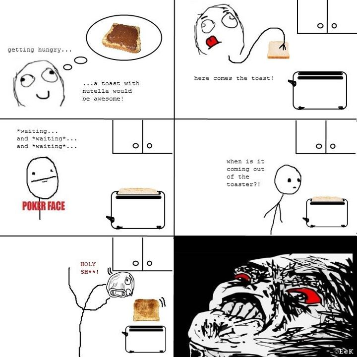 Some other funny Rage comics (found while surfing around the world) 40805210