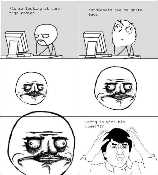 Some other funny Rage comics (found while surfing around the world) 42296510