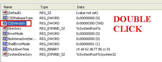 不用任何软件或下载就能转换你的 Windows Service Pack (Windows XP) 610