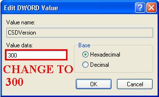 不用任何软件或下载就能转换你的 Windows Service Pack (Windows XP) 710