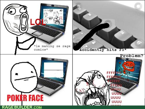 Some other funny Rage comics (found while surfing around the world) 9c394b10