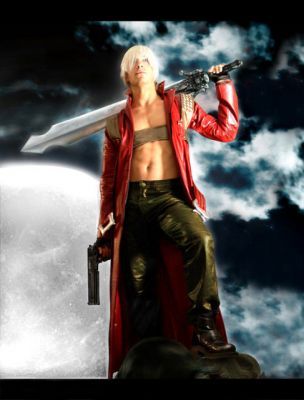Devil May Cry Going to Hollywood E0507610