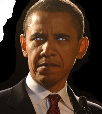我的Photoshop作品 Obama_10