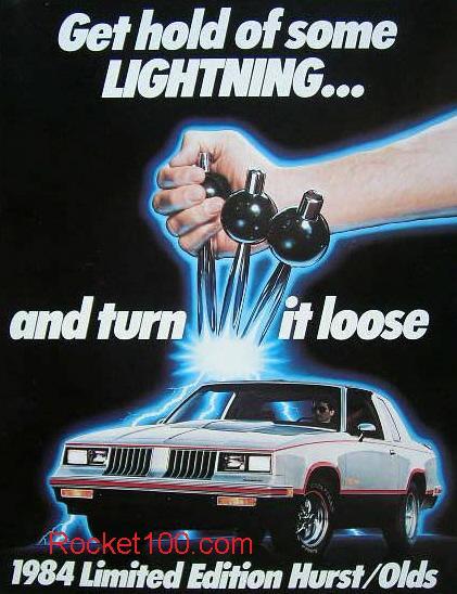 lightning rod Hurst210