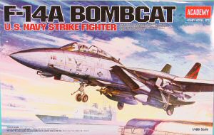 montage F-14 A Academy et hasegawa Aca_f-20