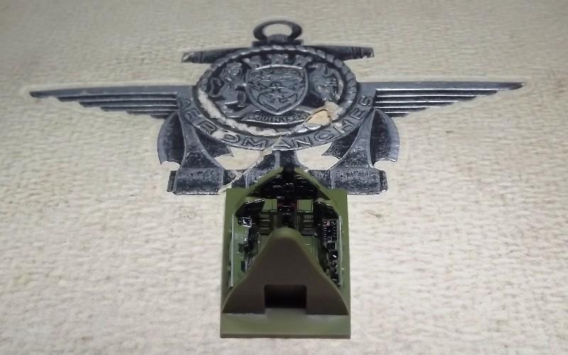 F6F-5 HELLCAT eduard 1/48 Cokpit15