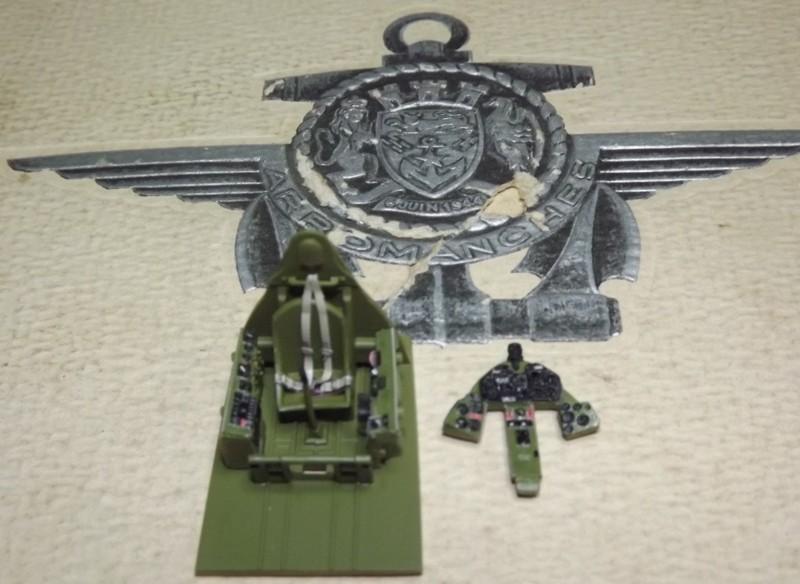 F6F-5 HELLCAT eduard 1/48 Cokpit18
