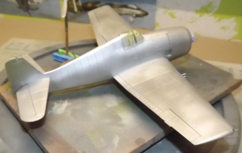 F6F-5 HELLCAT eduard 1/48 Couche19