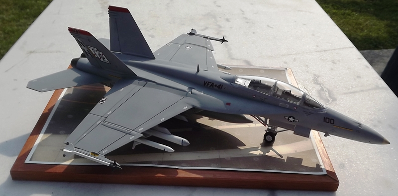 montage F-18 super hornet italeri Dscf4321