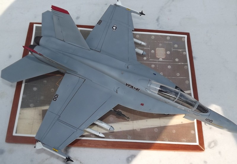 montage F-18 super hornet italeri Dscf4324